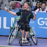 Premier Sport is proud to support Alfie as he pursues his ambition to become the number one wheelchair tennis player in the world and also to represent Great Britain at the Paralympics.