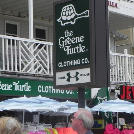 The Greene Turtle - Maryland's Finest.