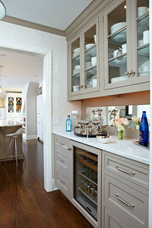 Butler S Pantry Vs Scullery What S The Difference Queen Bee Of Honey Dos Transitional Kitchen Design Beautiful Pantry Butler Pantry