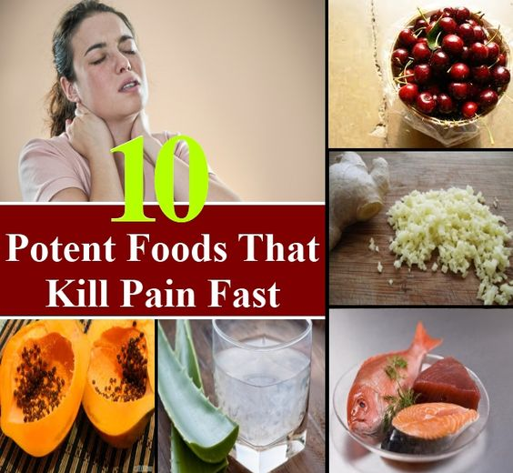 food to kill pain | Helpful Hints | Pinterest | Pain D'epices and Food