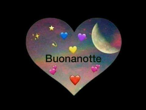 Bacio Della Buonanotte In Arrivo Youtube Buonanotte Auguri
