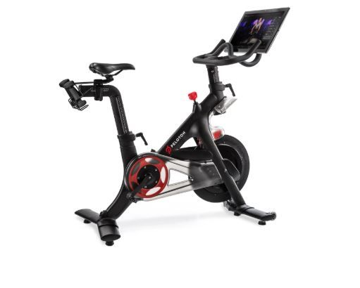 The Peloton Bike Brings You The Most Convenient And Immersive Indoor Cycling Experience Streaming Daily Live Biking Workout Indoor Bike Workouts Peloton Bike