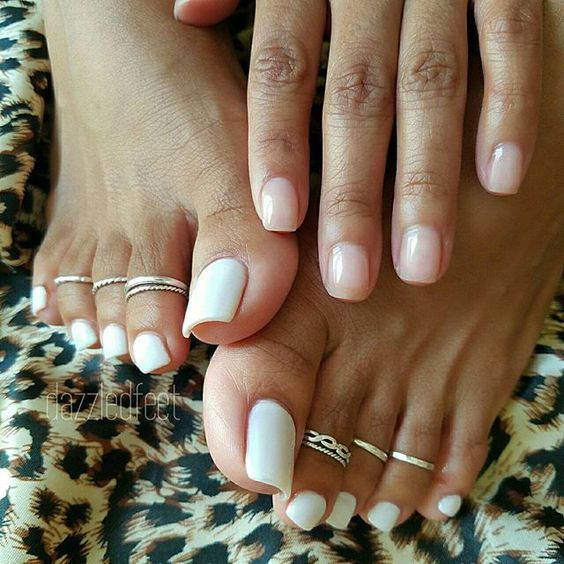 Pin On Sexy Pedicure Excellent Foot