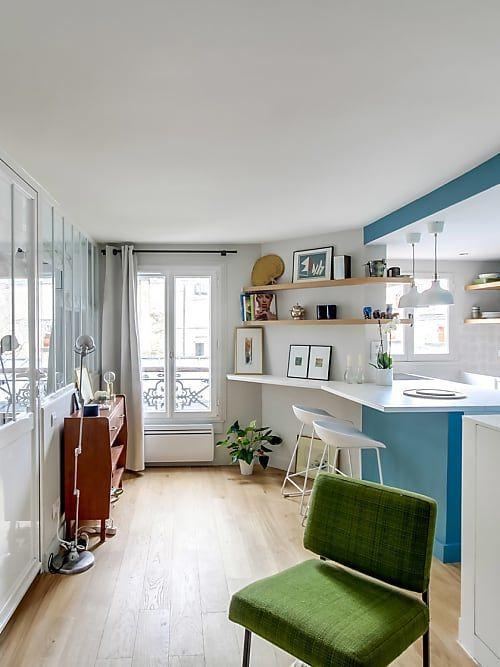Comment Amenager Un Studio De 30m Home Decor Home Decor