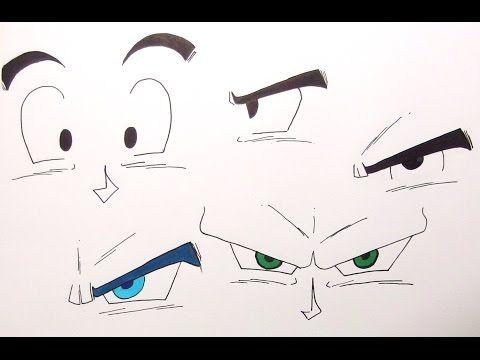Hervorragend 14 best Manga Dragon Ball Z Drawing Tutos How to Draw Goku Vegeta  YH78