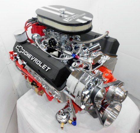 A E C C Dc E C D D on Supercharged Chevy 383 Crate Engines
