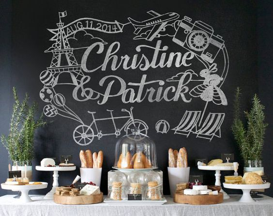 Etsy の Custom Chalkboard Lettering Sign by EpicLayers