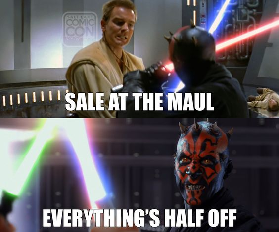 Meet Darth Maul at FanX 2015! Photo-Ops with Ray Park are on sale now