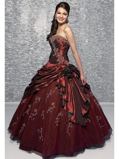 Mariage gothique, Robes de mariage gothique and Robes de mariée on ...
