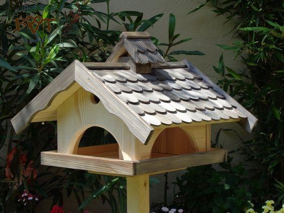 Mangeoire grand mod le bel x voni5 lotus lefa at002 grand nichoir oiseaux tanche premium - Fabriquer mangeoire oiseaux sur pied ...