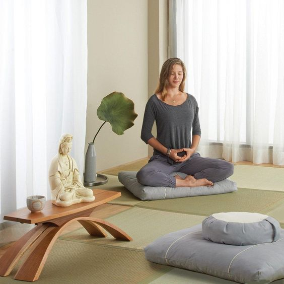 Why One Need To Use A Meditation Mat Or Cushion