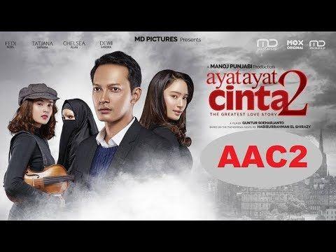 Ayat Ayat Cinta 2 Film Bioskop Sedih Indonesia Terbaru Youtube Film Bioskop Novel