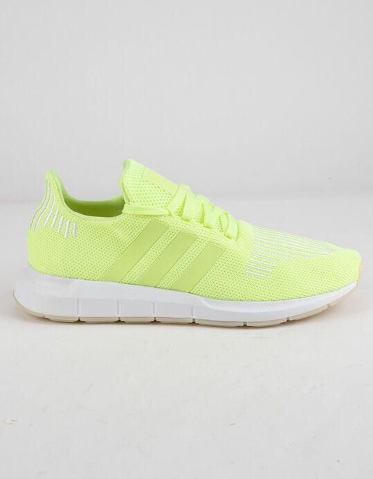 ADIDAS Swift Run Hi-Res Yellow Shoes