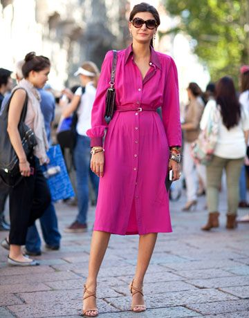 Fashion on the streets of Milan by Mr. Newton for Harper's Bazaar