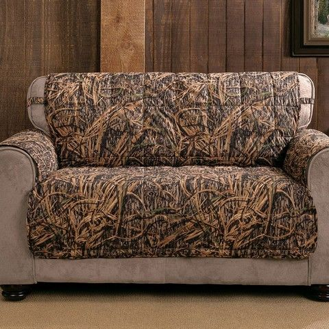 Couch Covers Loveseat Slipcovers, Camo Furniture Covers
