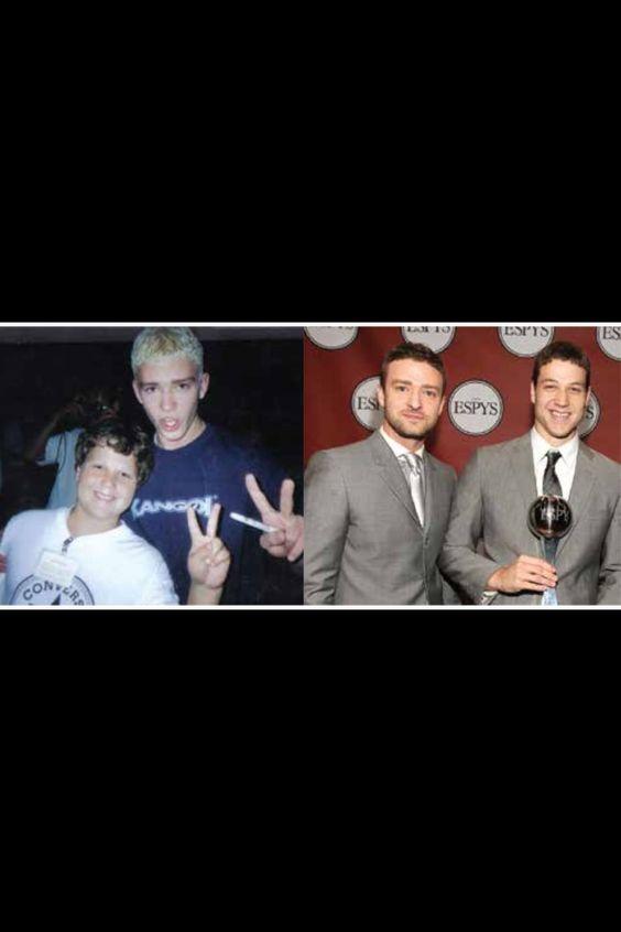 Justin and Jimmer. Hahahaha