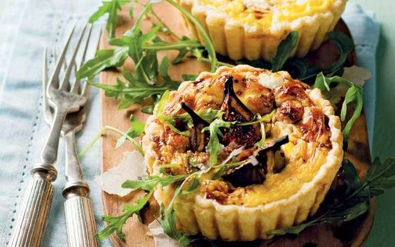 fig tartlets and more figs goat cheese goats recipe search cheese