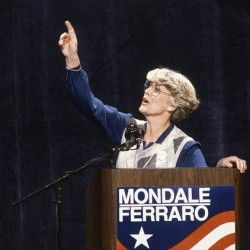 First female vice presidential candidate Geraldine Ferraro dies at ...