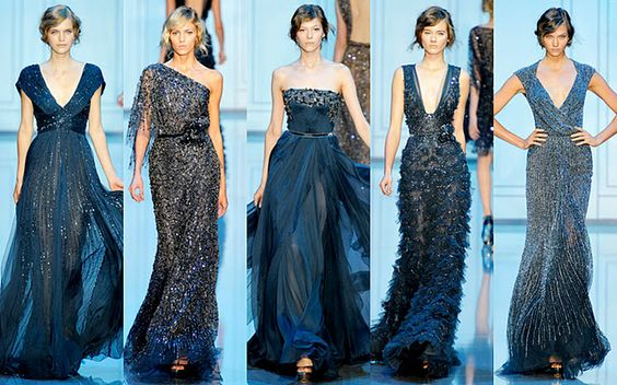 Elie Saab Fall Couture 2011.