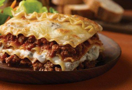 Beef andMushroom Lasagna Recipe - Campbell's Kitchen