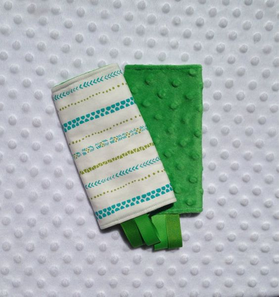 Sucking PadsTeething Pads  CarrierStrap Covers Ergo by OgleBaby, $11.50
