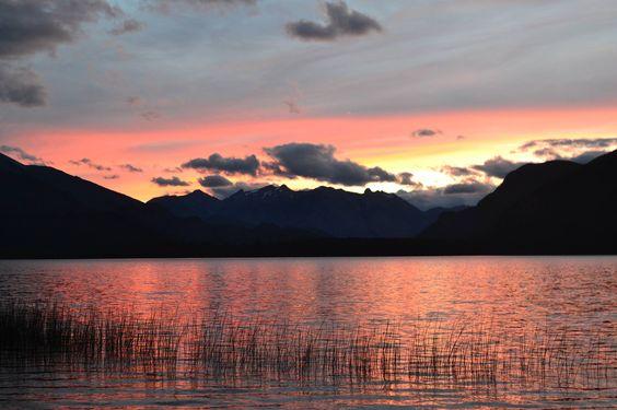Lago Rivadavia, Parque Nacional Los Alerces - Neuquén, Argentina.