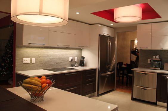 Brossard | #Kitchen #Design Image 1