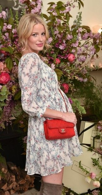 Pregnant celebrities   Maternity style inspiration - The Good Karma Shop
