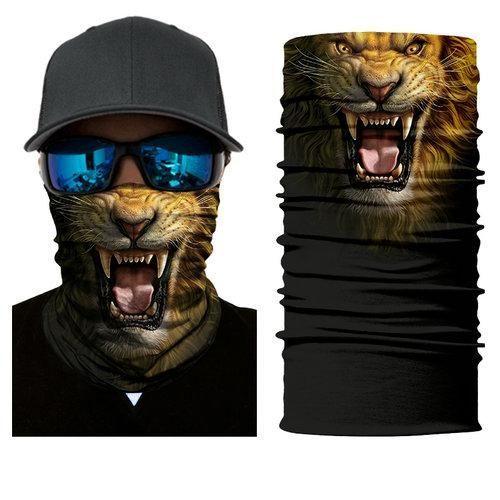 Unisex Magic Stirnband Schal Bandana Halstuch Motorradschal BZLine Neck Face Cover Mundᴍᴀsᴋᴇ Multifunktionstuch Face Cover Schlauchtuch Neckwarmer Schlauchschal aus Mikrofaser
