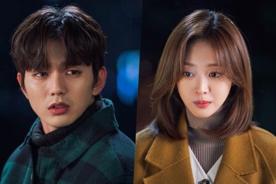 """Yoo Seung Ho And Jo Bo Ah Have A Tense Moment Together In """"My Strange Hero"""""""