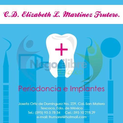 """""""Porque una sonrisa dice más que mil palabras"""". Deslumbra con una sonrisa envidiable. Ofrecemos servicio de ortodoncia,cirugía maxilofacial, periodoncia e implantes. http://negocilibre.com/directorio/dra-elizabeth-jovita-martinez-frutero-odontologia-integral/"""