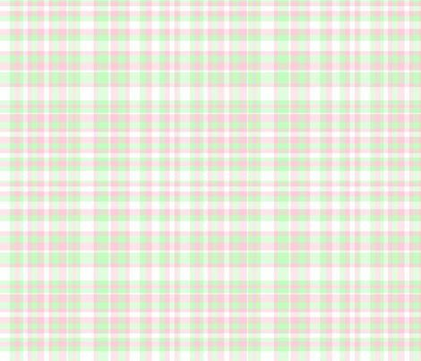 Pastel Plaid fabric by argenti on Spoonflower - custom fabric
