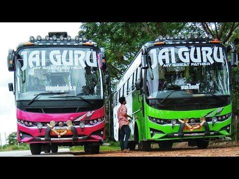 Kerala Tourist Bus Ksrtc Heavy Videos Collection P22 Tourist Bus