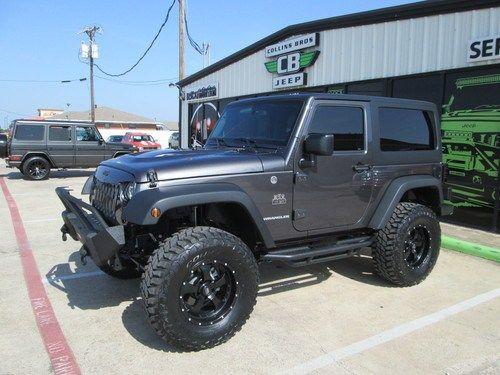 Pin En Jk Jeep