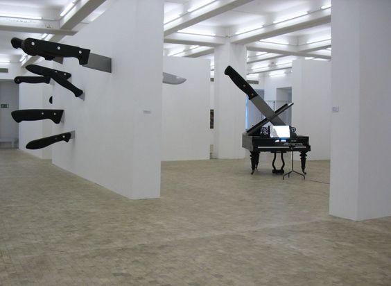 Vanity and High Fidelity, 2011, Stadtgalerie Kiel - Julia Bornefeld
