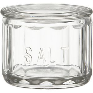 salt cellar (crate and barrel)