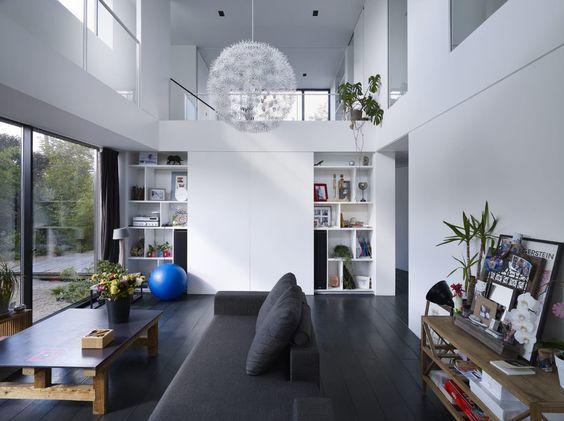 TANK Architectes, Julien Lanoo · D HOUSE
