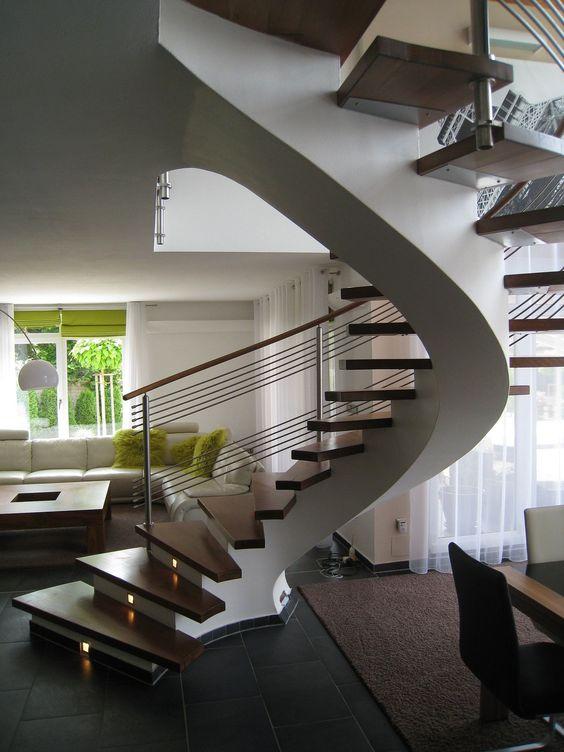 railing tangga teras