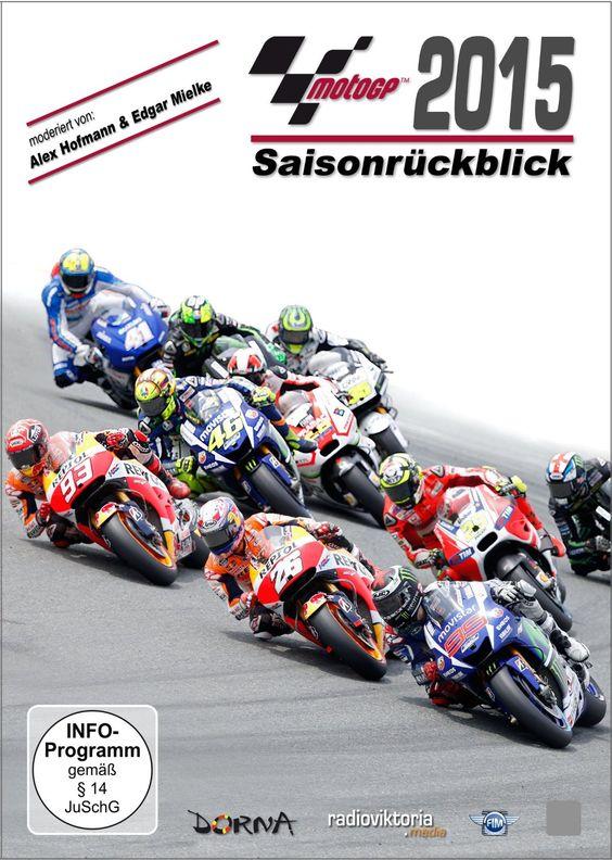 MotoGP Saisonrückblick 2015 – DVD