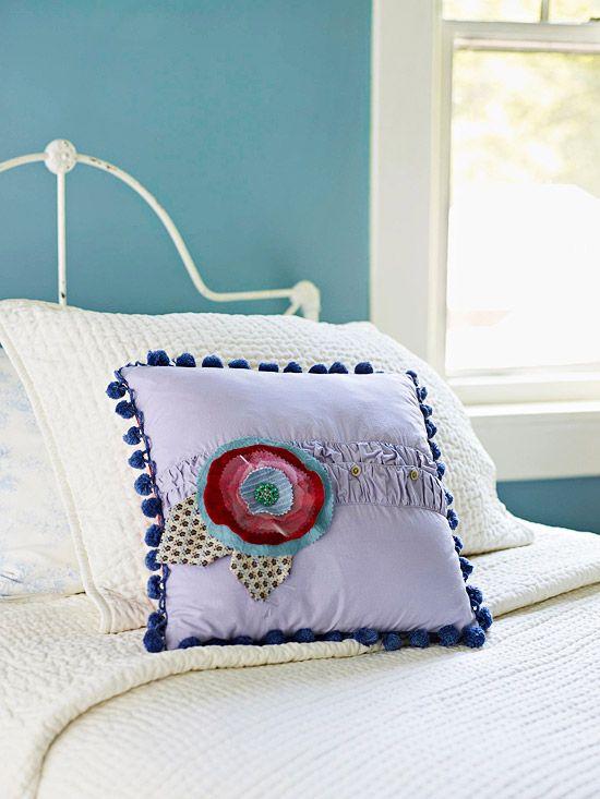 Creative Pillow Ideas & 13 best pillows images on Pinterest   Cushions Cute pillows and ... pillowsntoast.com
