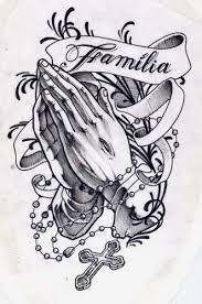 Pin Von Cristina Auf Tattoo Vorlage Betende