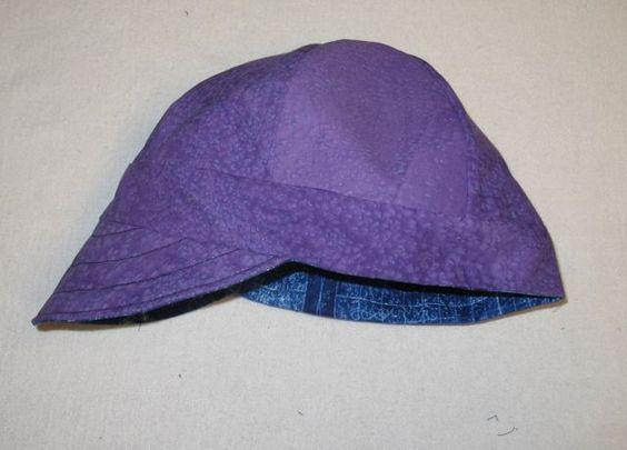 learn how to make a scrub hat