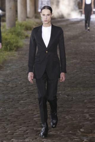 Alexander McQueen @ London Menswear S/S 2014 - SHOWstudio - The Home of Fashion Film