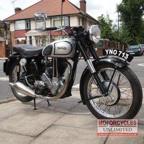 1954 Norton Es2 Classic British Bike For Sale Classic Motorcycles Motorcycle Norton Motorcycle