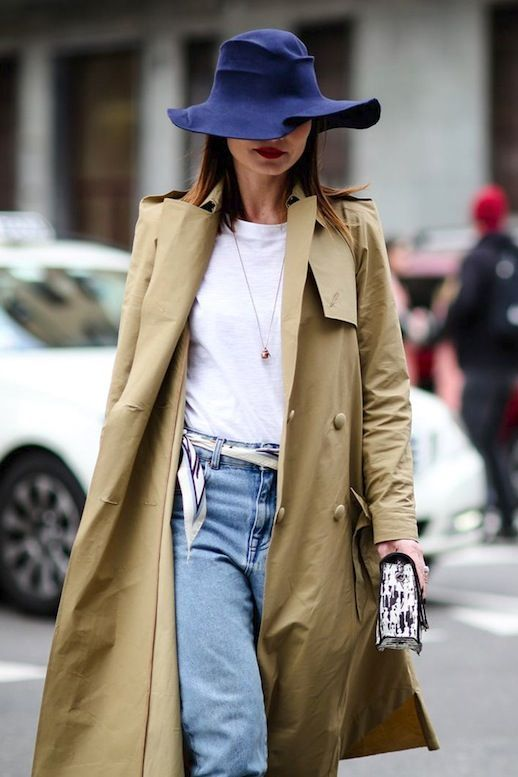 A New Way To Tie Your Silk Scarf This Spring