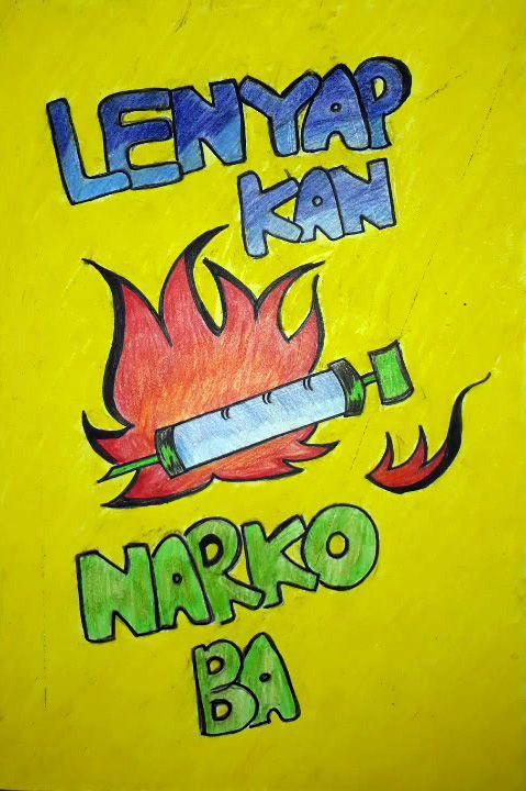 Where Is Where Poster Tentang Narkoba