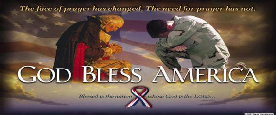 #America #Prayer