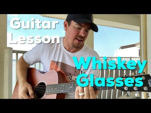Whiskey Glasses Morgan Wallen Beginner Guitar Lesson Youtube Guitar Lessons For Beginners Guitar Lessons Guitar For Beginners