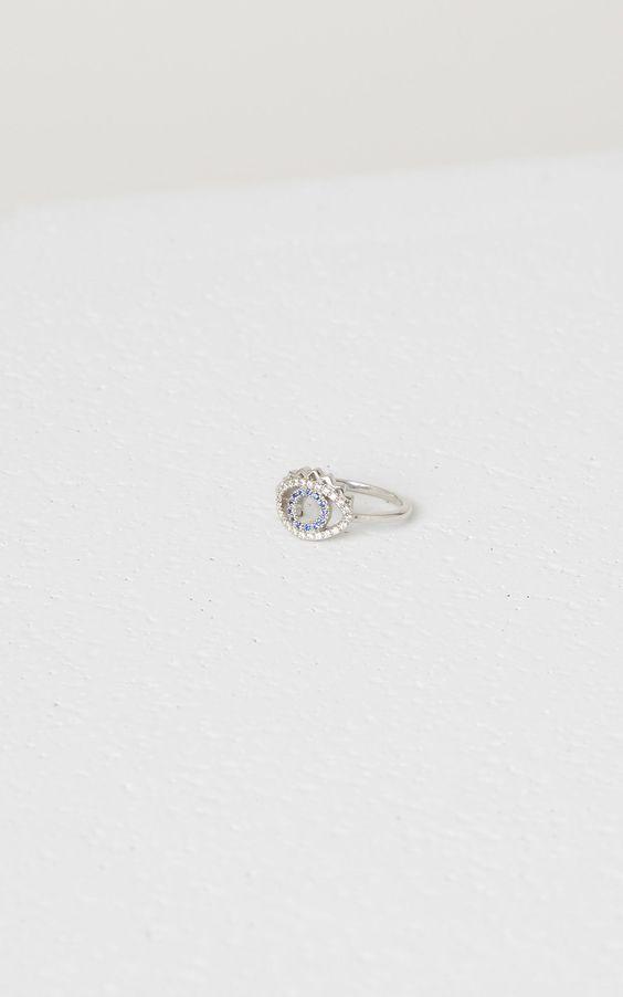 Mini Eye ring for Kenzo   Kenzo.com