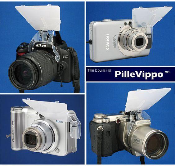 PilleVippo - Flash bouncer - DIY